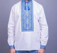 Мужская вышиванка в традиционном  украинском стиле, фото 1