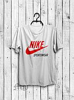 Футболка белая Nike Sportswear XXL
