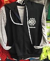 Детский спортивный костюм тройка Полоска оптом 6-10 лет