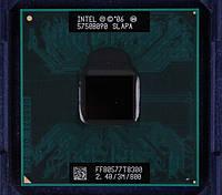 Intel Core 2 Duo T8300 3M Cache, 2.40 GHz, 800 MHz
