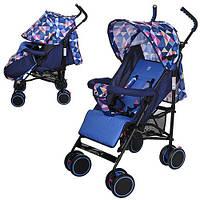 Детская коляска прогулочная трость BAMBI М 3425-4