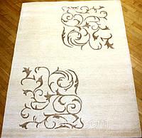Непальский ковер ручной работы ( Go) кремовый, фото 1