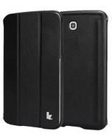 "Чехол JISONCASE Smart Case для Samsung Galaxy Tab 3 8"" (T310/T311/T3110) черный и желтый"