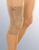 Бандаж для коленного сустава Genumedi мягкий с силиконовым кольцом для надколенника