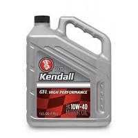Kendall  GT-1 High Performance Motor Oil 10W-40; 20W-50; SAE30; SAE40; SAE50
