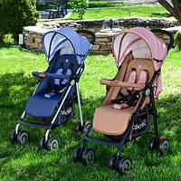 Детская коляска прогулочная книжка BAMBI М 3456-1