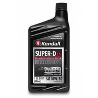 KENDALL SUPER D-XA PREMIUM SYNTHETIC BLEND DIESEL ENGINE OIL Ti 10W-30; 15W-40