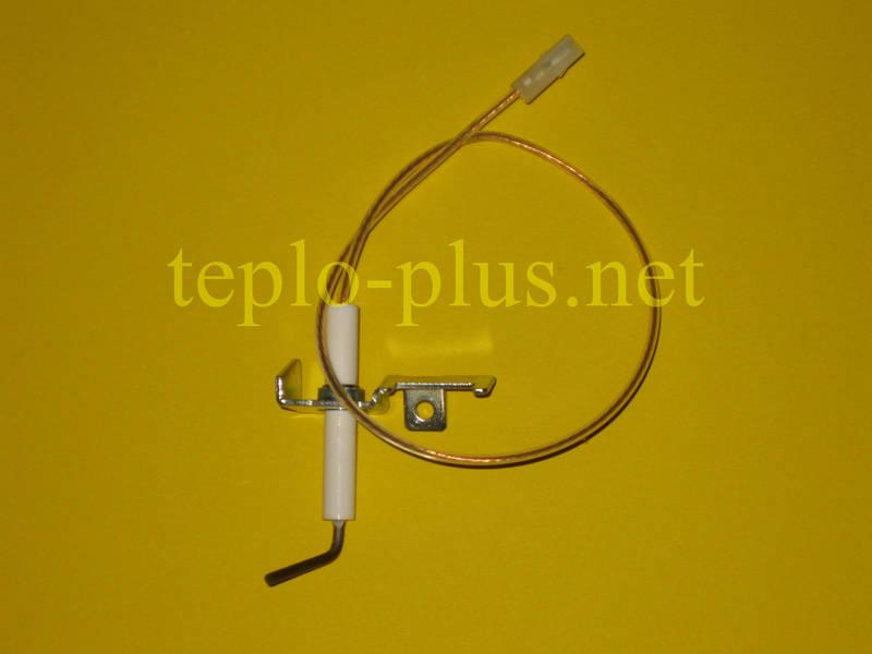 Контрольный (ионизационный) электрод S10037 Saunier Duval Themaclassic, Combitek, Isofast, Thematek, Isotwin, фото 2
