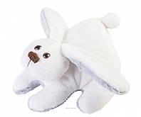 Мягкая игрушка Зайчик Снежок маленький Тигрес 4823061504302