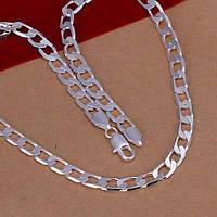 Цепочка  мужская Silver 925