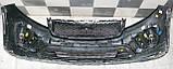Декоративно-защитная сетка радиатора Kia Sorento (Киа Соренто) 2015- фальшрадиаторная решетка, бампер, фото 4