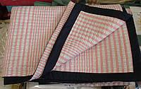 Покрывало-одеяло стеганое 100% коттон с наполнителем евро размер.