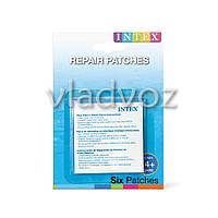 Ремкомплект клей Intex 59631 для ремонта надувных бассейнов, матрасов