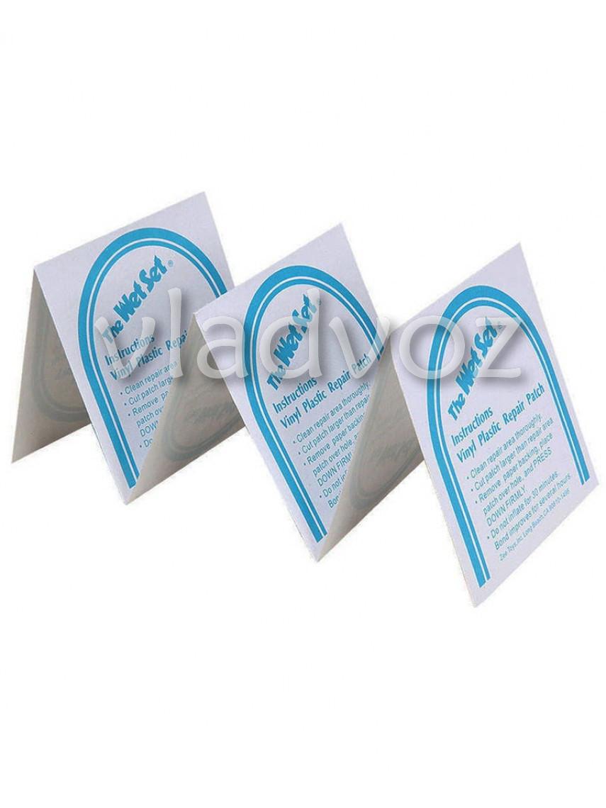 Фото ремкомплекта клея Intex 59631 для ремонта надувных бассейнов, матрасов