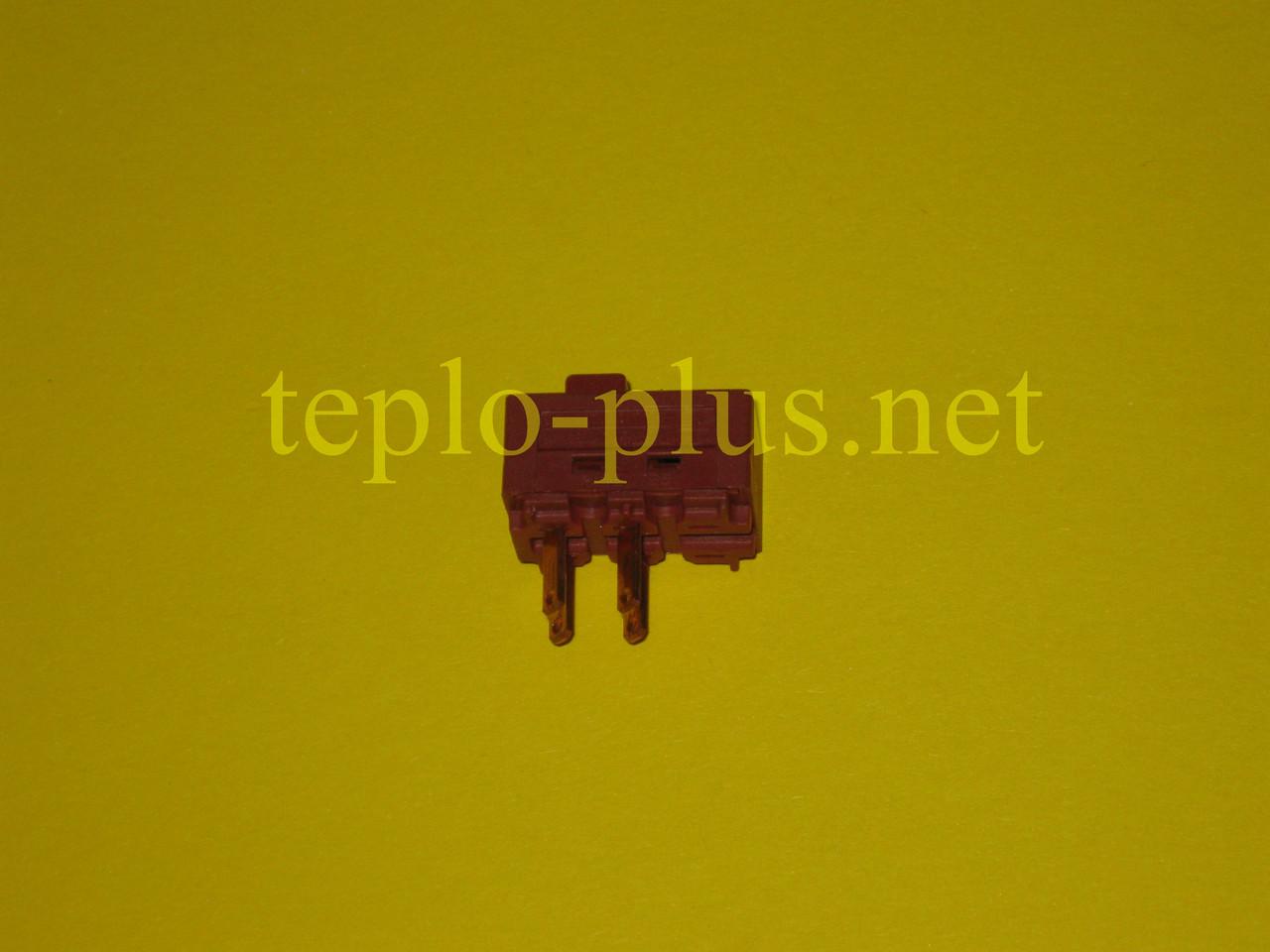 Переключатель (выключатель) ON/OFF S10101 Saunier Duval Themaclassic, Combitek, Isofast, Thematek, Themafast