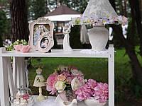 Оформление фотозон, оформление свадебнойцеремонии, оформление свадебного зала.