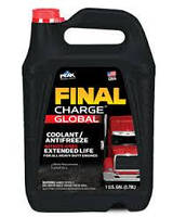 FINAL CHARGE NOAT EXTENDED LIFE Antifreeze & coolant