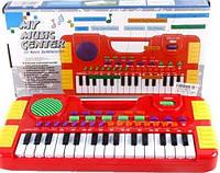 Детская музыкальная игрушка Орган MQ952 на батарейках