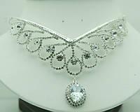 Шикарные восточные свадебные тикка- украшения на голову и лоб оптом 178
