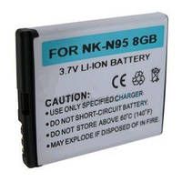 Аккумулятор PowerPlant Nokia BL-6F (N78, N79, N95 8GB)