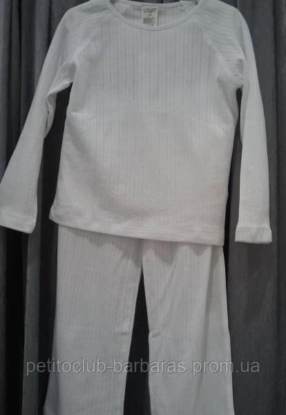 Пижама из органического хлопка для мальчика