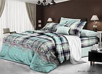 """Комплект постельного белья 2,0 из ранфорса ТМ """"Ловец снов"""", Яркие моменты"""