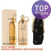 Montale Amber & Spices. Eau De Parfum 100 ml / Парфюмированная вода Амбер енд Спайсес Унисекс 100 мл