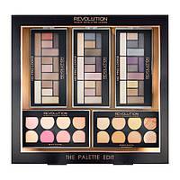 Набор декоративной косметики  Makeup Revolution Palette Edit