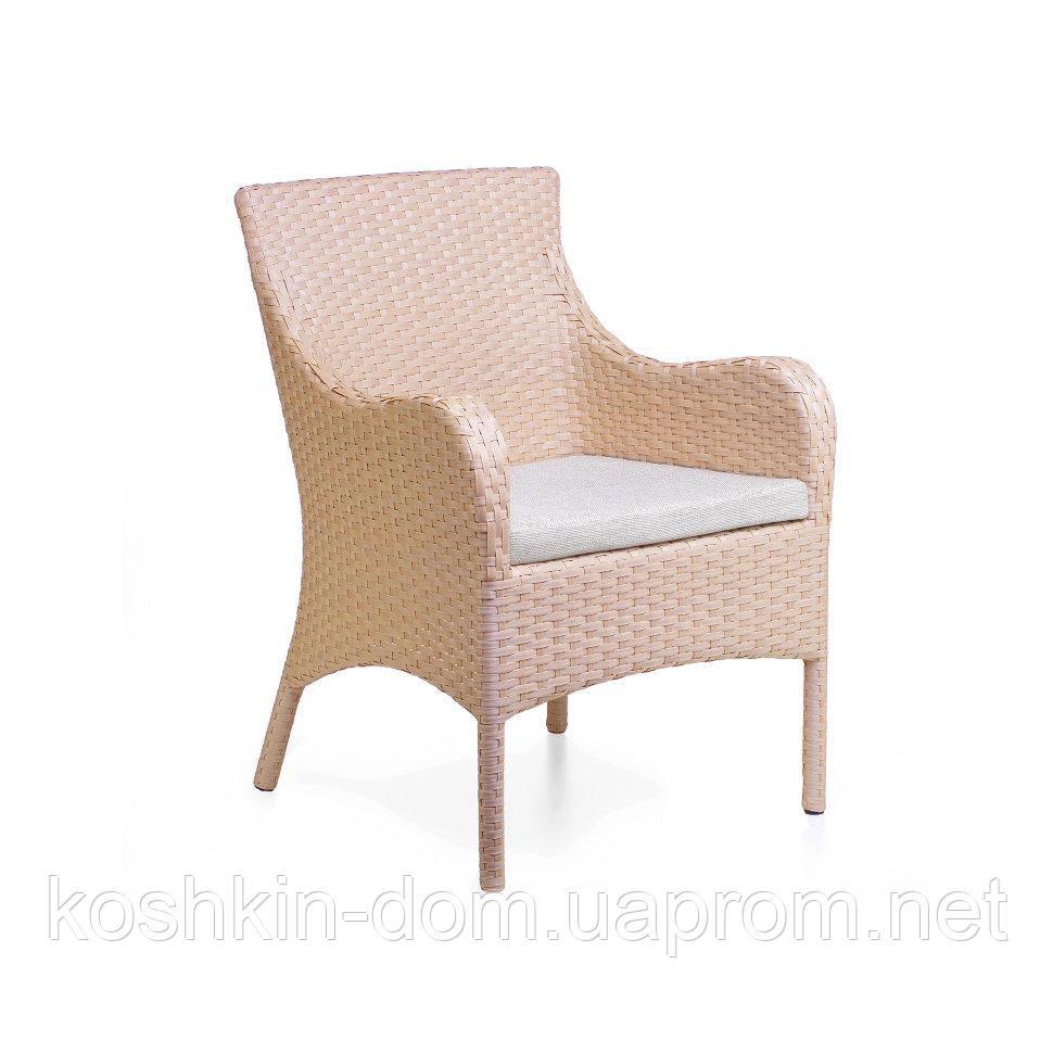 Кресло Тоскана плетеная мебель из ротанга