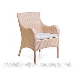 Крісло Тоскана плетені меблі з ротанга