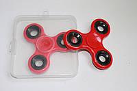 Спиннер Spinner Plastik Box Red