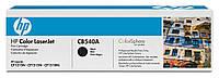 HP CB540A black картридж (№125A) для LJ CP1215 и CP1515 series
