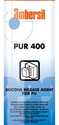 PUR 400 - разделительный состав для полиуретанов (500мл, для нанесения кистью) Великобритания
