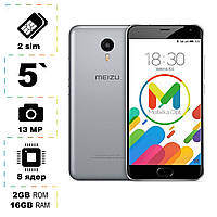 Смартфон Meizu M3 16 Gb, 5 дюймов