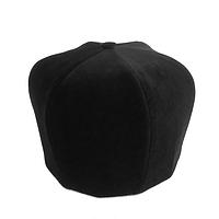 Колпак черный (итальянский бархат)