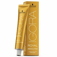 Schwarzkopf крем-краска для волос IGORA ROYAL Absolutes 100% Закрашивания седых волос