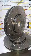 Тормозной диск Infiniti  S50 FX35,FX45