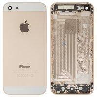 Корпус для мобильного телефона Apple iPhone 5, золотистый
