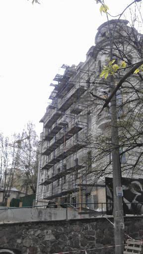 сдача в аренду лесов строительных, рамного типа. 3