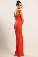 Вечернее платье в пол Венеция Ри Мари красный