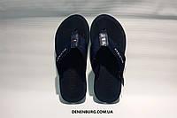 Сланцы мужские TOMMY HILFIGER 4980 темно-синие