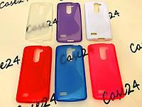 Чехол накладка для LG L Bello Dual D335 (6 цветов)