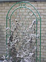 Кованные арки для садовых цветов под ключ !