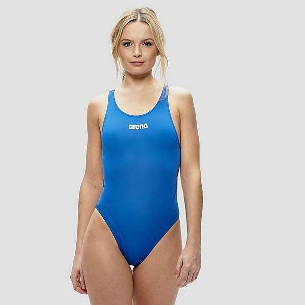 Купальник женский Arena Solid Swim Tech High