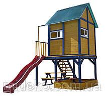 Игровой домик kinderlаnd-3