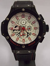 Часы механические. Нublot F-1