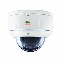 Купольная IP камера Partizan IPD-VF4MP-IR POE v1.0