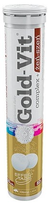 Вітаміни Olimp Labs - Gold-Vit Сomplex + zen-szen (20 таблеток)
