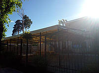 Тенты для ресторанов и кафе, фото 1