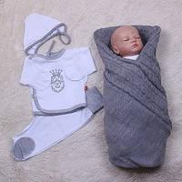 """Одежда для новорожденных, комплект  """"Империя"""""""